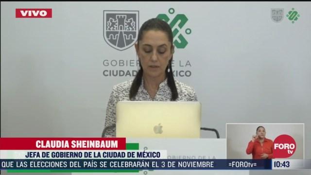 FOTO: 4 de abril 2020, se registran 384 casos de coronavirus en la ciudad de mexico