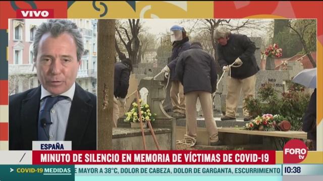 suman mas de 10 mil muertos en espana por coronavirus