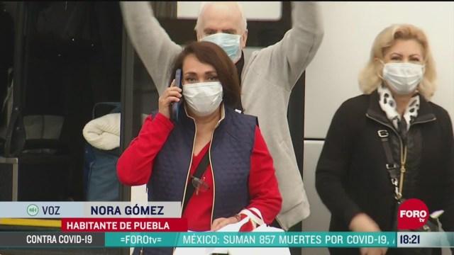 FOTO: termina cuarentena para 10 mexicanos en roma estan por regresar a mexico