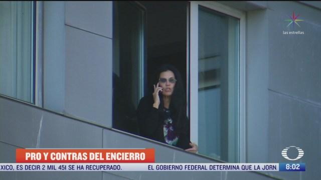 testimonios de mujeres con ataques de ansiedad durante cuarentena por coronavirus