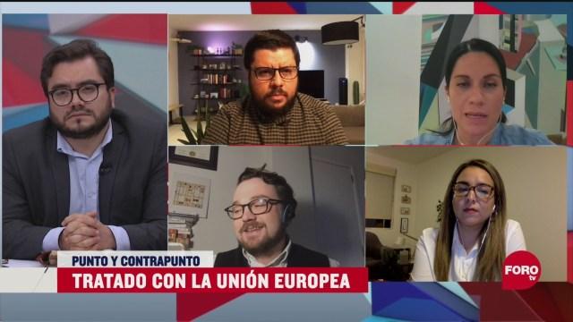 Foto: TLC de México y la Unión Europea 29 Abril 2020
