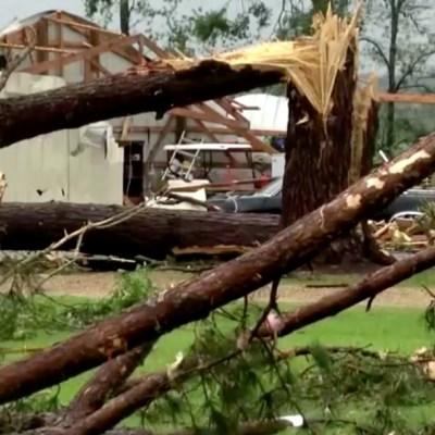 Tornado letal azota Mississippi; deja al menos seis muertos