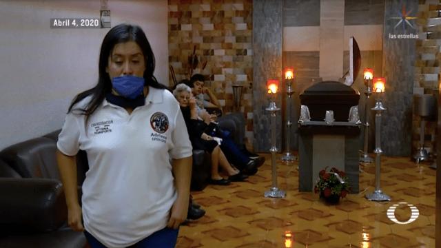 Coronavirus: Taxista es atendida en hospital y su hijo muere