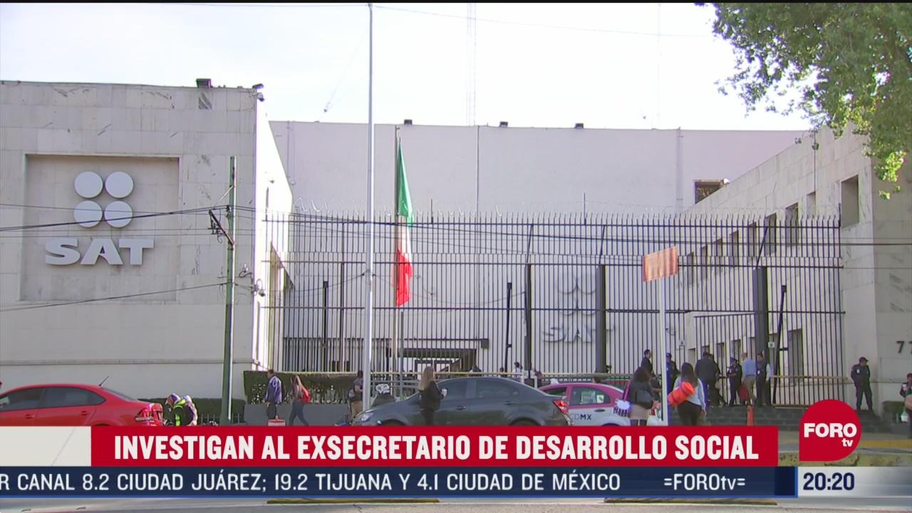 Foto: UIF de Hacienda investiga a Luis Enrique Miranda 16 Abril 2020