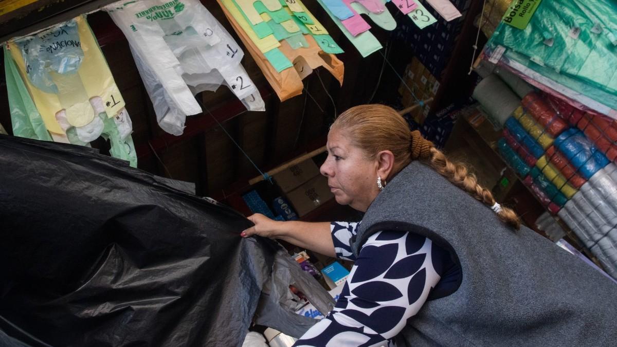 Coronavirus: Piden regresar uso de bolsas de plastico