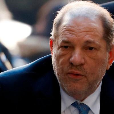 Acusan a Harvey Weinstein de nuevos delitos sexuales