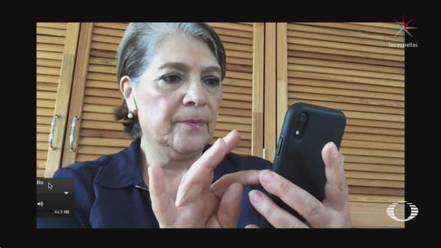 Foto: Adultos Mayores Redes Sociales Vida Cotidiana 18 Mayo 2020