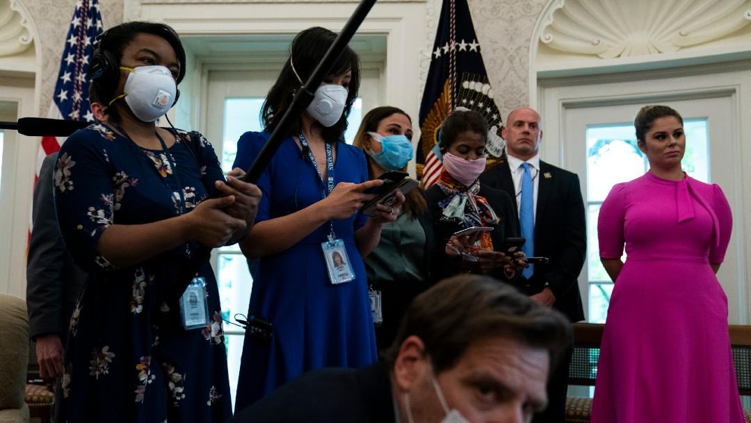 Foto: Al menos 55 periodistas mueren en 23 países por coronavirus