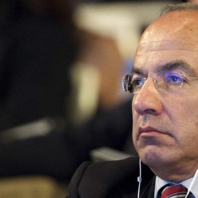 AMLO: México investigaría a Calderón sólo si la gente lo pide