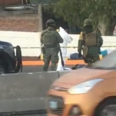 Comando asesina a ocho jóvenes en Apaseo el Alto, Guanajuato