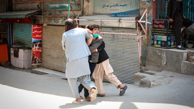 Ataque a hospital de maternidad en Kabul deja ocho heridos
