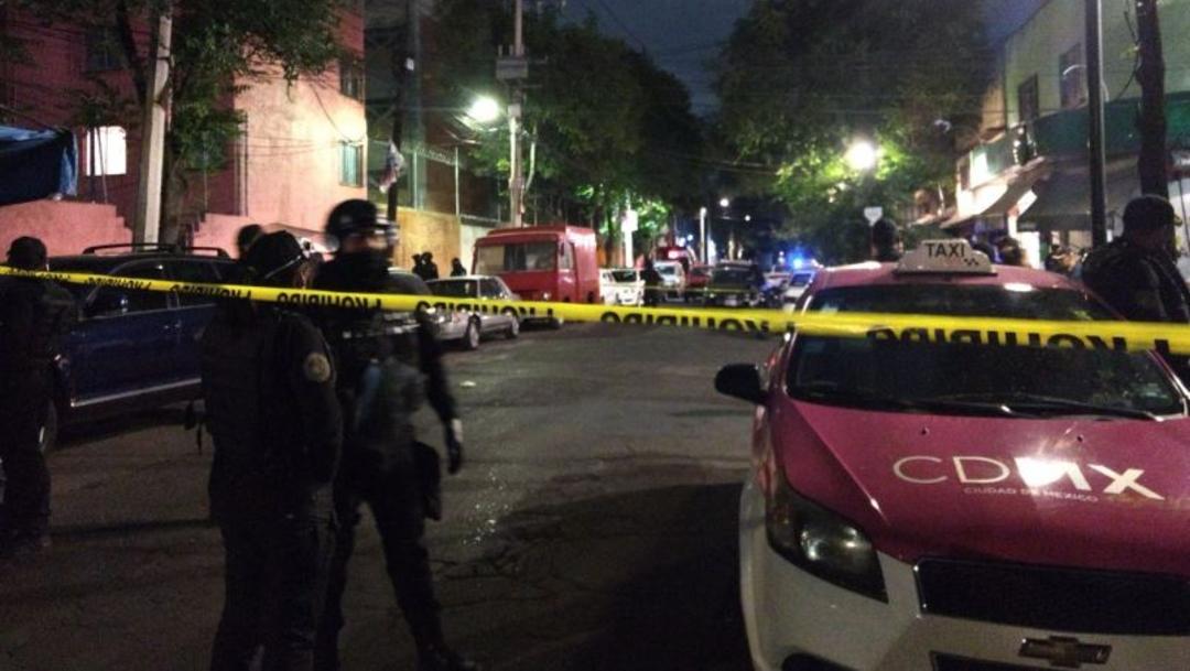 La noche del sábado 30 de mayo y la madrugada del domingo 31 se registraron al menos dos balaceras en la CDMX. (Foto: @memosegura11)