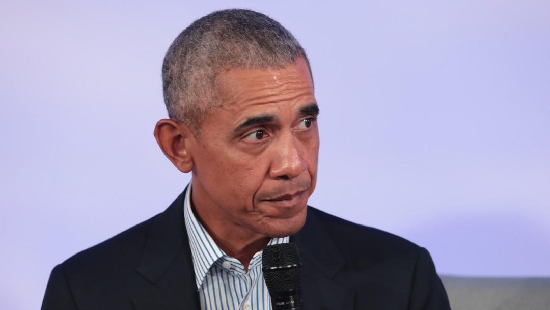 FOTO: Obama critica respuesta de gobierno de EEUU al coronavirus, el 16 de mayo de 2020