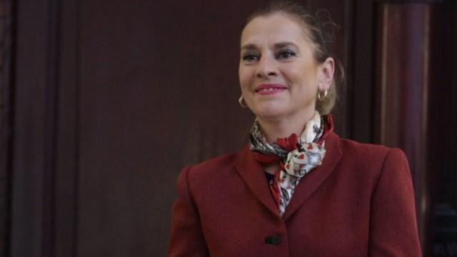 Beatriz Gutiérrez Müller, esposa del Presidente de México. (Foto: Cuartoscuro/archivo)