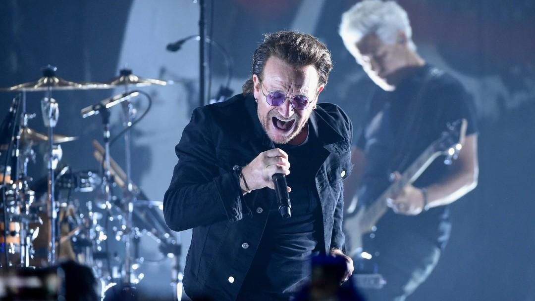 Bono, de U2, celebrará cumpleaños 60 confinado por COVID-19