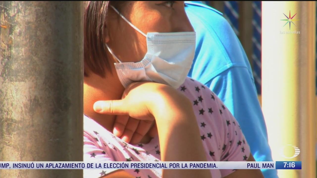 casos de neumonia y bronconeumonia suben en primeros meses del ano
