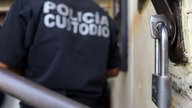 FOTO:Una riña en un penal de Morelos deja cinco heridos, el 11 de mayo de 2020