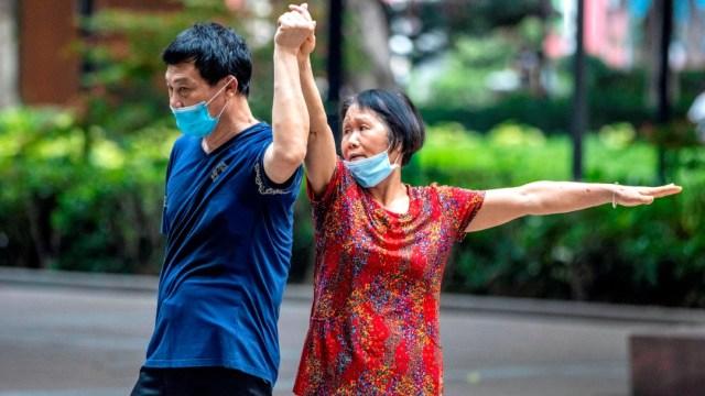 Foto: China ordena el cierre de Shulan por nuevo brote de coronavirus