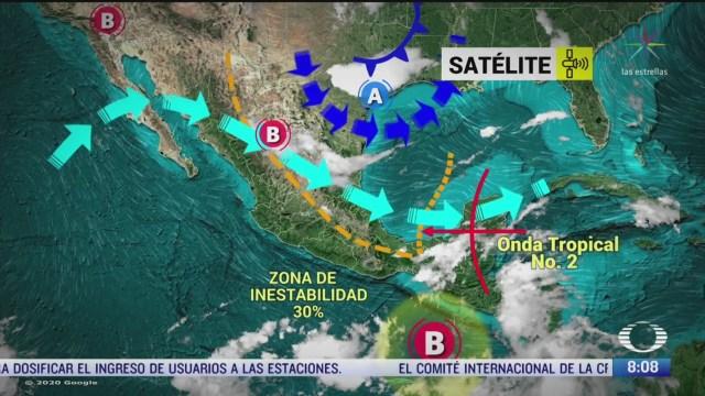 clima al aire lluvias y granizadas en coahuila nuevo leon y tamaulipas