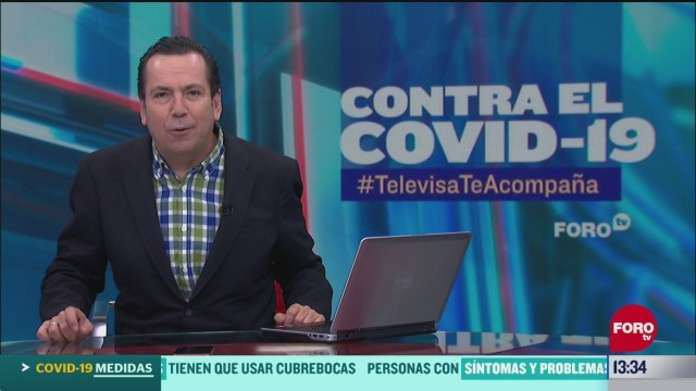 FOTO: contra el covid 19 televisateacompana primera emision del 29 de mayo de