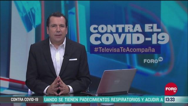 FOTO: contra el covid 19 televisateacompana segunda emision 25 de mayo de