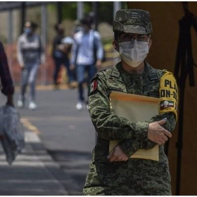 México alcanza los 5 mil 177 muertos y los 49 mil 219 casos confirmados de COVID