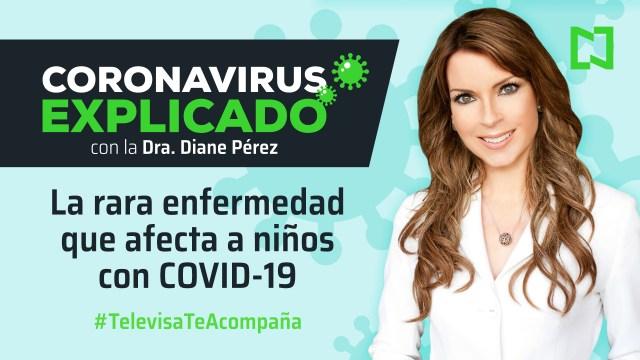 La rara enfermedad que afecta a niños con coronavirus