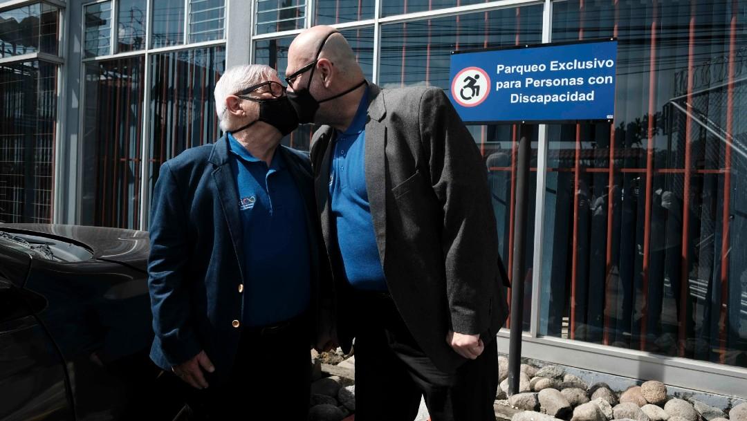 Foto: Costa Rica realiza sus primeros matrimonios igualitarios en Centroamérica