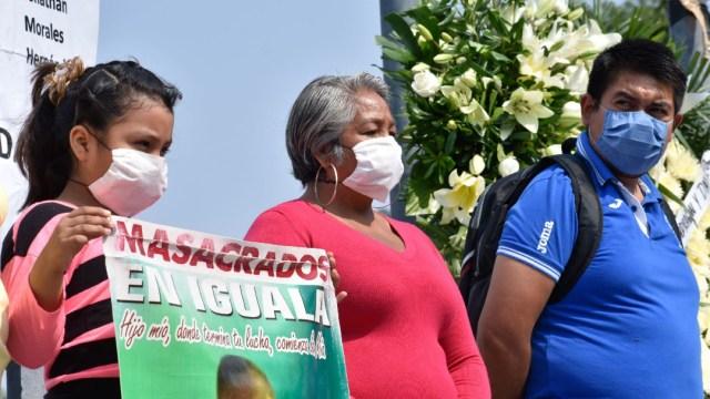 Foto: SRE y CIDH firman acuerdo de reinstalación del GIEI en caso Ayotzinapa, 7 de mayo de 2020, (Cuartoscuro, archivo)