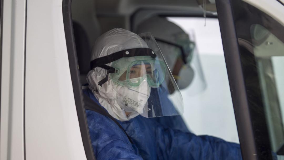 Foto: Reportan segundo brote de COVID-19 en asilo de Monterrey, 16 de mayo de 2020, (Cuartoscuro, archivo)