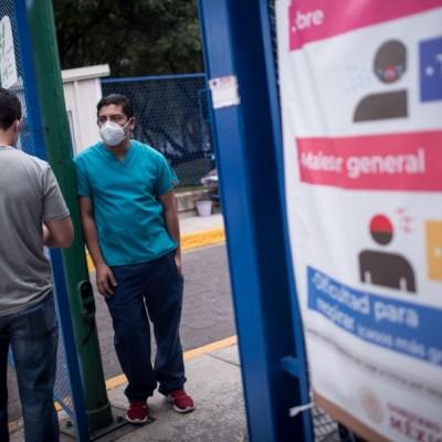 Suman en México 36 mil 327 casos confirmados de coronavirus y tres mil 573 muertos