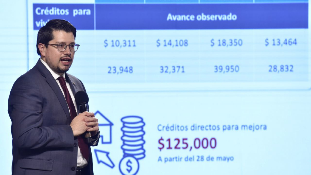 Foto: ¿Quieres mejorar tu casa? El Infonavit te presta hasta 125 mil pesos, 20 de mayo de 2020, (Cuartoscuro, archivo)