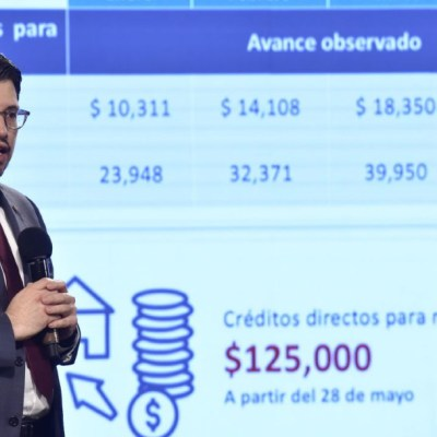 ¿Quieres mejorar tu casa? El Infonavit te presta hasta 125 mil pesos
