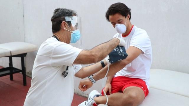 Foto: Jugador de las Chivas de Guadalajara da positivo a coronavirus, 22 de mayo de 2020, (Cuartoscuro, archivo)