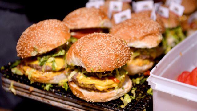 Historia Día de la Hamburguesa 28 de mayo