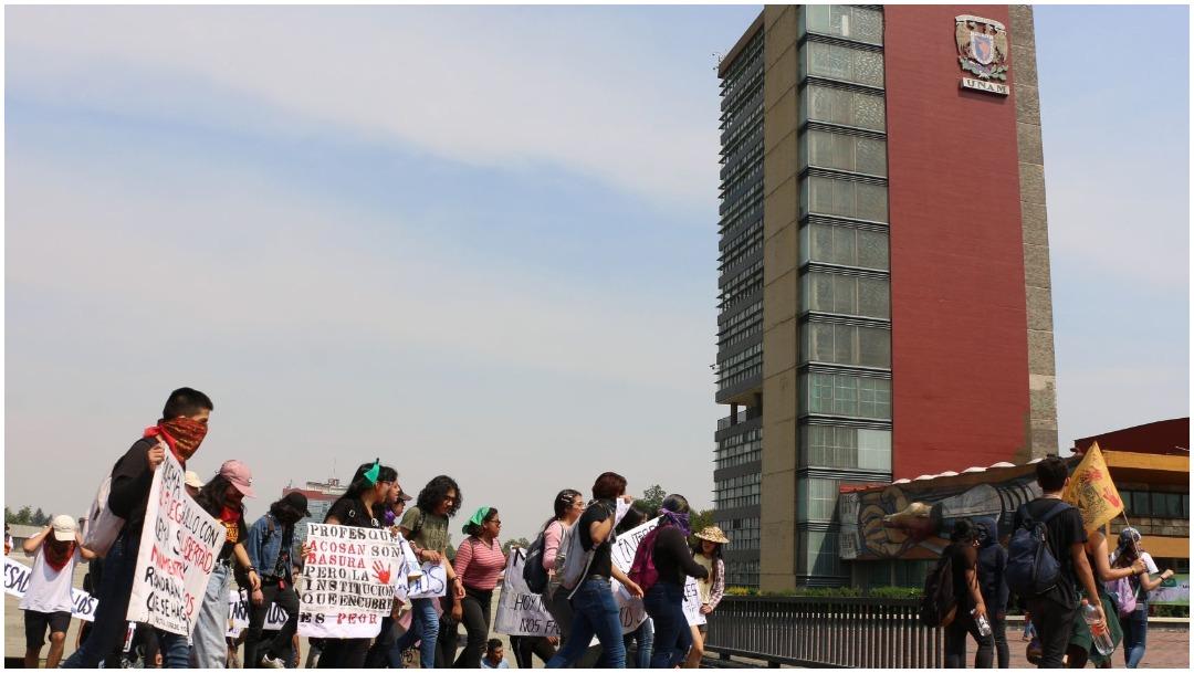 Imagen: Este 23 de mayo se conmemora en México el Día del Estudiante (ROGELIO MORALES /CUARTOSCURO.COM)