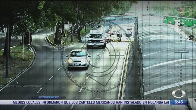 disminuye robo de vehiculos durante contingencia sanitaria