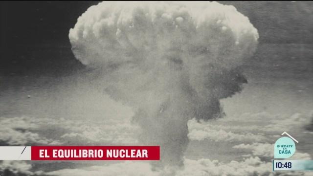 el equilibrio nuclear