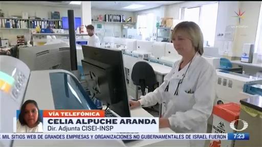 entrevista con la directora del centro de investigacion sobre enfermedades infecciosas para despierta
