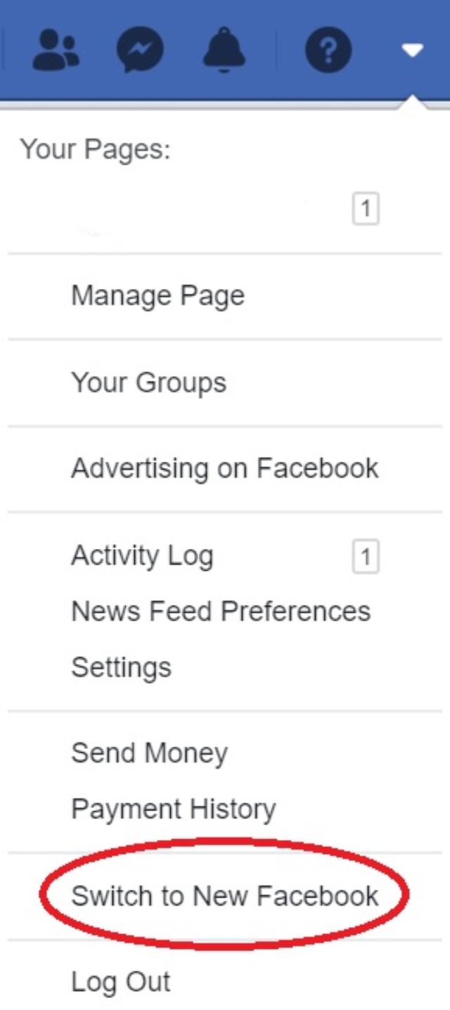 Como-actualizar-Facebook-Como-Activar-Modo-Oscuro-Facebook-Nuevo-Diseño-Facebook-2020-Web-Fb-Facebook-PC, Ciudad de México, 11 de mayo 2020