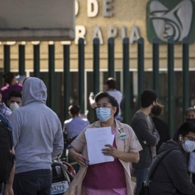 IMSS garantiza abasto de Remdesivir si se autoriza como tratamiento contra coronavirus