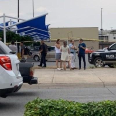 Matan a policía de León afuera de centro comercial