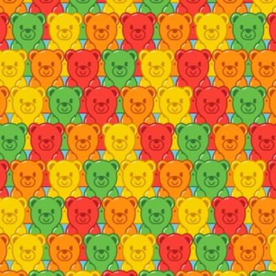 Reto viral: ¿Hay un osito de miel entre los osos de gomita?