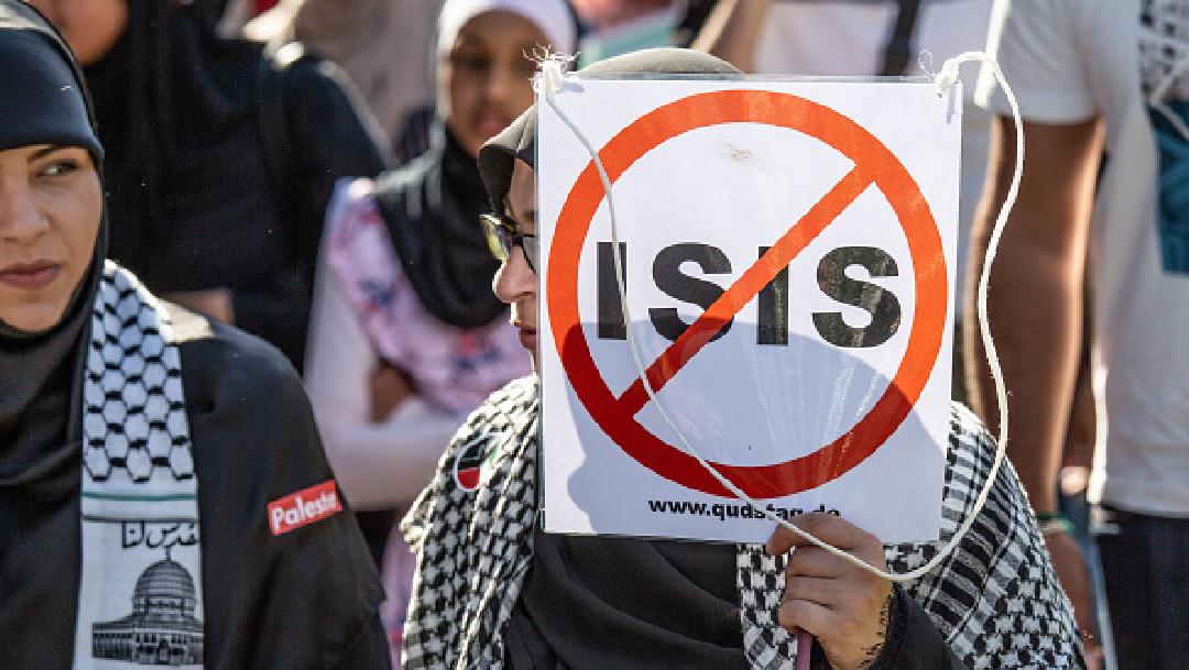 """Foto: Estado Islámico pide a Dios """"más tortura"""" con el coronavirus para el mundo , 28 de mayo de 2020, (Getty Images, archivo)"""