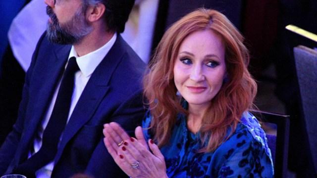 Foto: J.K. Rowling revela su inspiración para crear a Severus Snape de Harry Potter, 31 de mayo de 2020, (Getty Images, archivo)