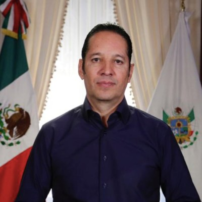El gobernador de Querétaro, Francisco Domínguez Servién. (Foto: Gobierno de Querétaro)