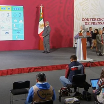 Gobierno de AMLO explica semáforo para reinicio de actividades según casos de coronavirus