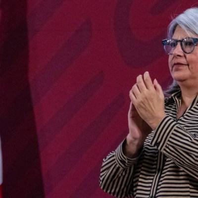 IMSS y Economía entregan 235 mil microcréditos en dos semanas: Graciela Márquez