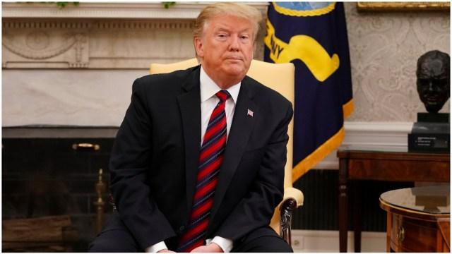 Foto: China se pronunció sobre los señalamientos hechos por Donald Trump, 24 de mayo de 2020 (Getty Images)