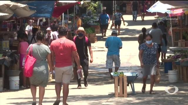 Habitantes de Acapulco ignoran medidas sanitarias pese muertos coronavirus